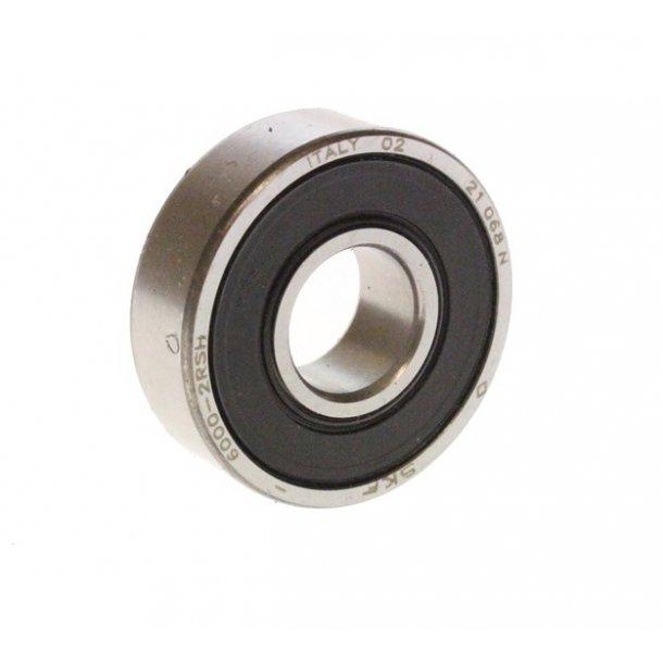 Kugleleje for styrespindel, 10 mm.