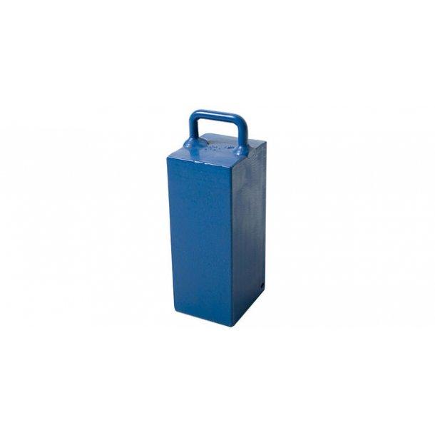 Vægt 5 kg, blå